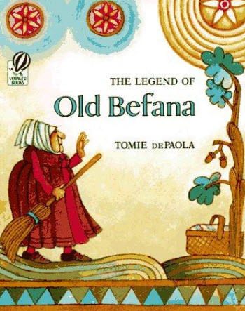 legend of old befana tomie depaola la befana is italys good christmas witch - Italian Christmas Witch