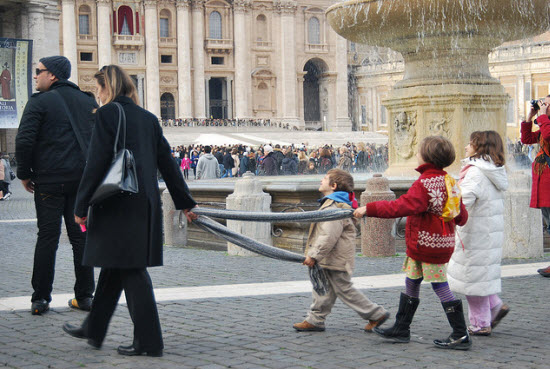 Planning to Travel to Rome, Italy?  Plan to Stay Safe
