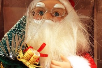 Babbo Natale - Italy Santa Claus Legend