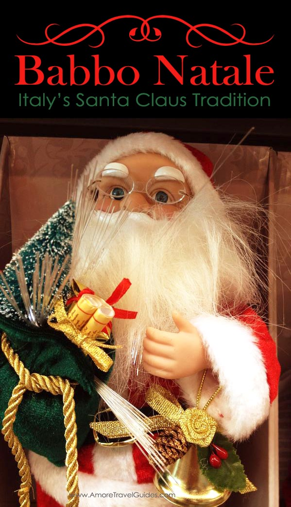 babbo natale italy santa claus legend - Italian Christmas Traditions