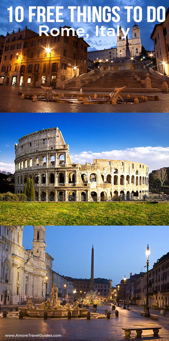Rome Italy - Free Things To Do