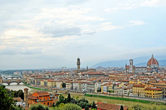 Florence, Italy is in Tuscany, Italy