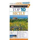 Sicily, Italy:  Eyewitness Top 10 Travel Guides