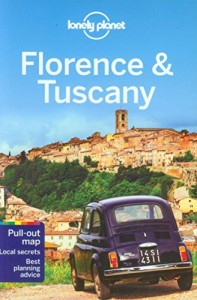 Lonely Planet Florence & Tuscany Guide Book Review