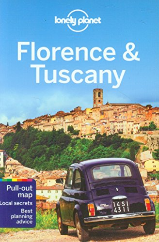 Lonely Planet Florence & Tuscany, Italy Guide Book Review