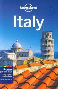 Lonely Planet Italy Guide Book Review