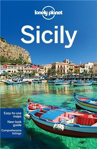Lonely Planet Sicily Guide Book Review