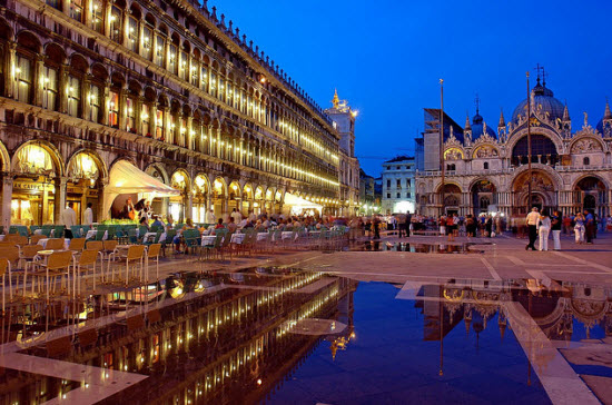 Piazza San Marco - Venice Italy