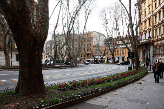 Why I Love Via Veneto in Rome – Site Seeing