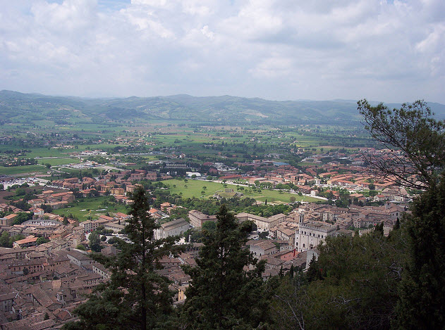 Gubbio - 6 Best Towns of Umbria
