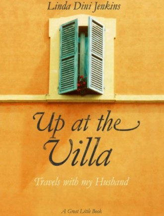 Up at the Villa Book - Linda Jenkins