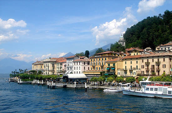 A Day On and Around Lake Como, Italy