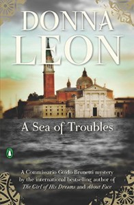 A Sea of Troubles Book Review - Donna Leon