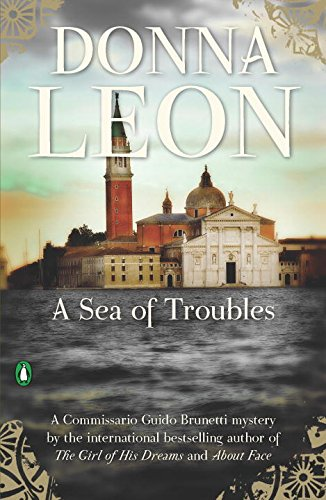 A Sea of Troubles Book Review – A Guido Brunetti Mystery