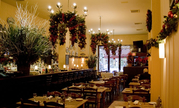 Osteria Laguna Restaurant NYC Review