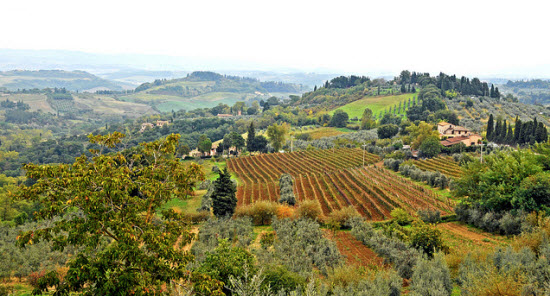 10 Places to Stay in Tuscany