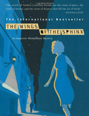The Wings of the Sphinx, A Montalbano Mystery - Andrea Camilleri