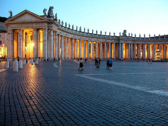 St. Peter Square - Vatican