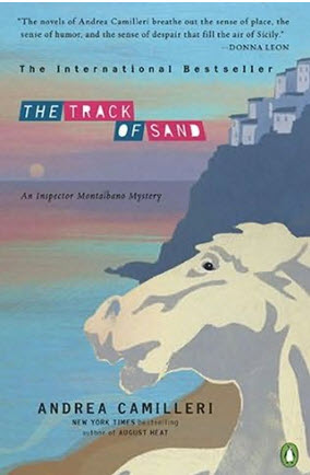Andrea Camilleri - Inspector Montalbano - The Track of Sand