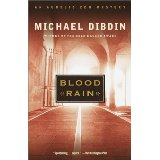 Blood Rain by Michael Dibdin