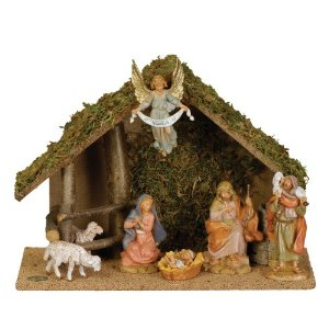 decorate your home for christmas as they do in italy italian nativity set