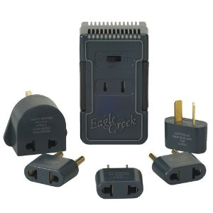 Eagle Creek Travel Gear Dual Wattage International Converter Set