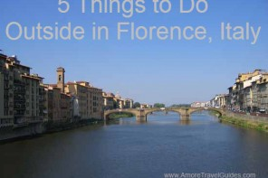 5 Things to Do Outside in Florence