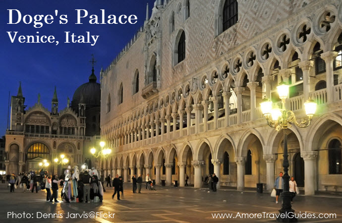 Doge's Palace - Free Things to do in Venice